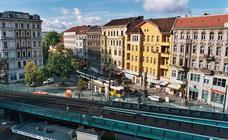 Los barrios que triunfan entre los turistas