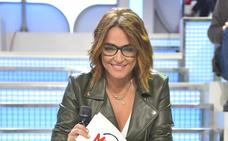 La presentadora Toñi Moreno, orgullosa de sus pretendientas