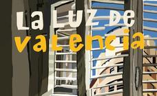 Javier Mariscal vuelve al Pepita Lumier con «La luz de Valencia»