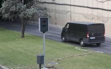 Nuevos radares fijos en Valencia