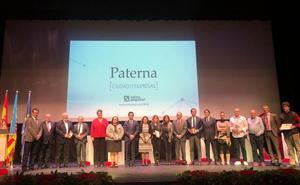 PREMIOS PATERNA CIUDAD DE EMPRESA
