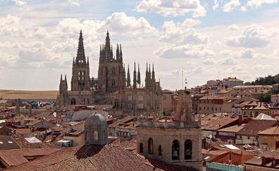 Una escapada en busca del frío y la nieve a la ciudad de Burgos
