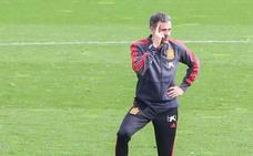 Luis Enrique busca acompañante para Ramos