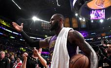 Lebron Lames supera a Wilt Chamberlain: la lista de los 5 máximos anotadores de la historia de la NBA