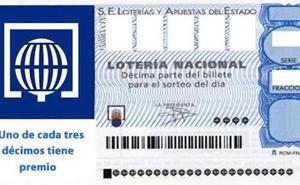 El segundo premio de la Lotería Nacional del jueves 15 de noviembre de 2018 cae en l'Eliana y Gandia