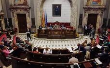 PP y Cs recriminan a Joan Ribó que no baje los impuestos en Valencia pese al aumento de ingresos