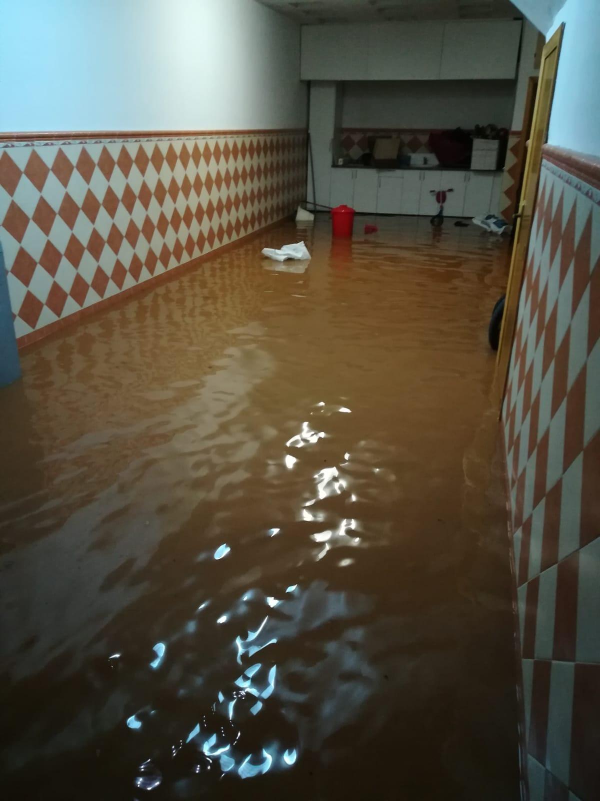 La última hora de la alerta roja por lluvias en Valencia, en directo