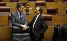 Las cuentas del tripartito superan su primer trámite parlamentario