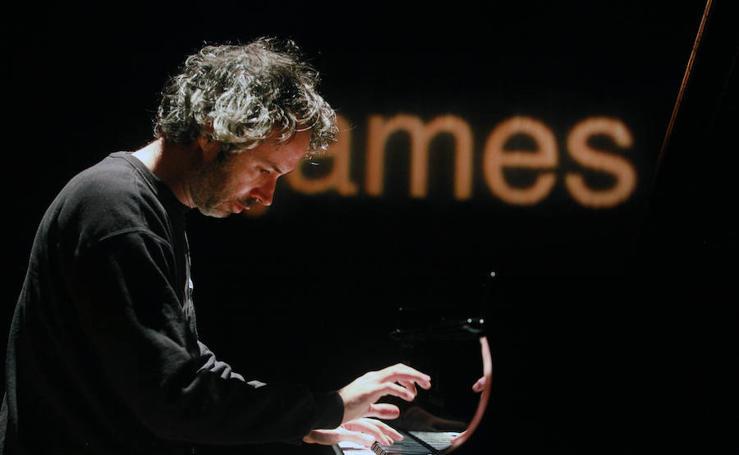 Concierto de James Rhodes en Valencia