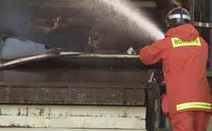 Accidente en una industria química de Cheste