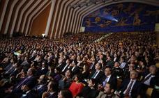 Todas las imágenes de la gala Valencianos para el Siglo XXI