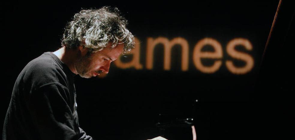 James Rhodes, sin pelos en la lengua en su concierto en Valencia