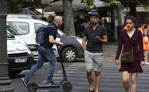 Empresas de movilidad sostenible alegarán contra la ordenanza del Ayuntamiento