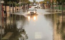 La alerta se mantiene en la Comunitat tras lluvias de más de 300 litros en la Safor