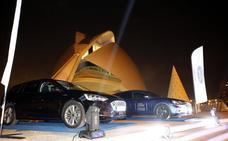 Ford, coche oficial en la gala 'Valencianos para el Siglo XXI'