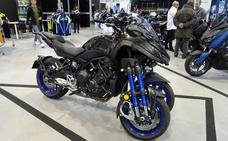 La innovadora Yamaha Niken sorprende con sus tres ruedas