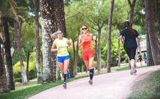 Laura y Patricia, inseparables fuera y dentro del maratón