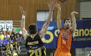 Sigue en directo el Iberostar Tenerife - Valencia Basket aquí