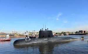 Hallan el submarino argentino que desapareció hace un año con 44 personas a bordo