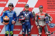 Fotos de la jornada del sábado del Mundial de MotoGP en el circuito de Cheste