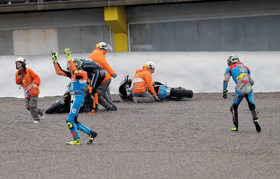 Carreras del Gran Premio de Valencia 2018
