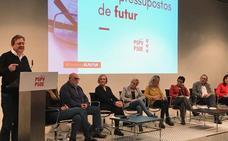Puig defiende a Orengo de los ataques de Podemos por los cambios en el puerto de Dénia