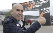 Gonzalo Gobert, director del Circuito Ricardo Tormo: «Esta pista es magnífica, aquí ha llovido la mundial desde el miércoles y se ha rodado sin problemas»