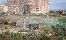 Benimaclet rechaza la propuesta de edificar 1.350 viviendas en la huerta