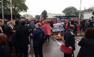La Guardia Civil desbloquea el acceso a la cárcel de Picassent