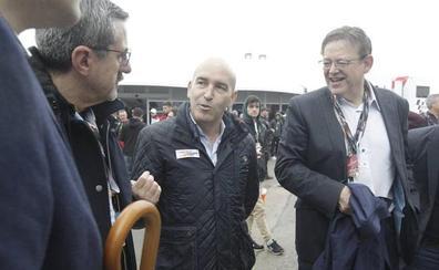 Ezpeleta: «Cheste continuará mientras la Generalitat quiera»