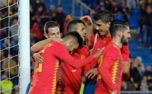 Brais Méndez saca una sonrisa a una España de bajón
