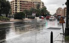 Castellón vive el paso de la ciclogénesis que llega esta noche a Valencia