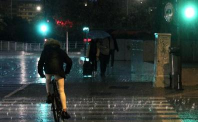 Los municipios donde más está lloviendo hoy en Valencia, Alicante y Castellón