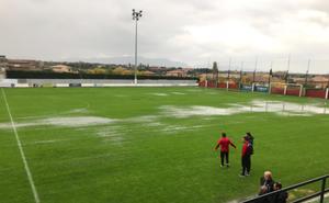 El Peralada-Valencia Mestalla se suspende por las lluvias