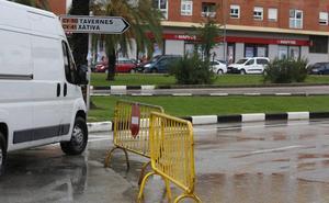 Listado de todas las carreteras cortadas por la lluvia en la Comunitat
