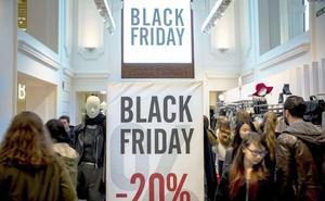 El comercio valenciano reacciona contra el 'Black Friday' y lanza una campaña sin descuentos