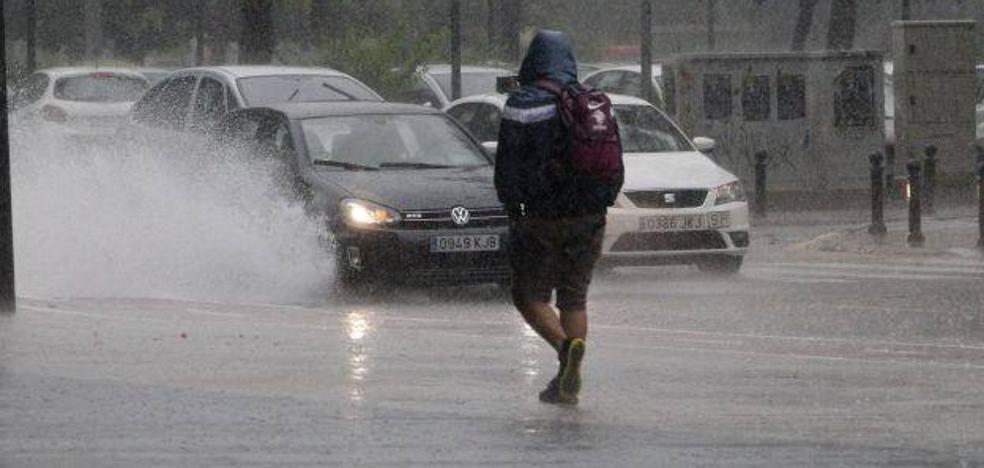 ¿Cuánto, dónde y hasta cuándo va a llover? La previsión del tiempo por horas en Valencia, Gandia, Torrent, Paterna Xàtiva, Jávea, Dénia...