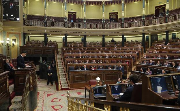 Acuerdo en el Congreso para aprobar en diciembre la reforma del Estatuto valenciano, pendiente desde 2011