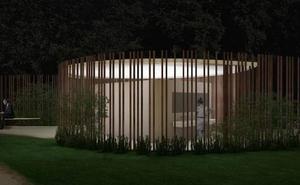 Así serán los baños del jardín del Turia