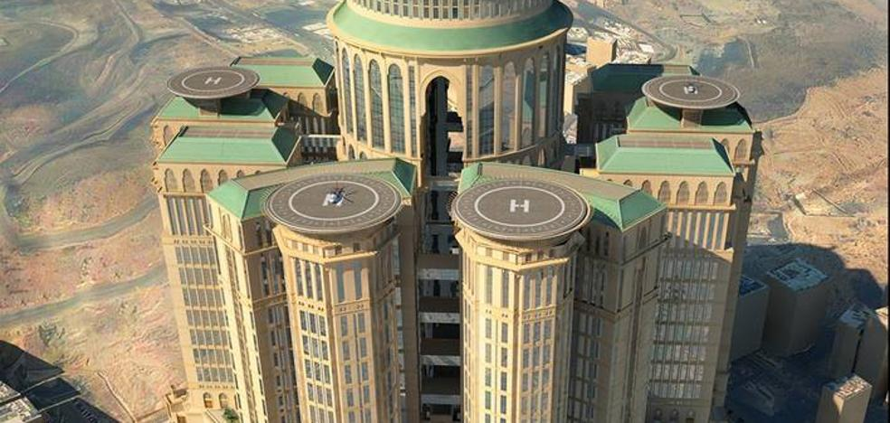 Los 13 hoteles más singulares del mundo: el más caro, el más alto, el más antiguo...
