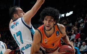 El Valencia Basket cierra filas en Belgrado