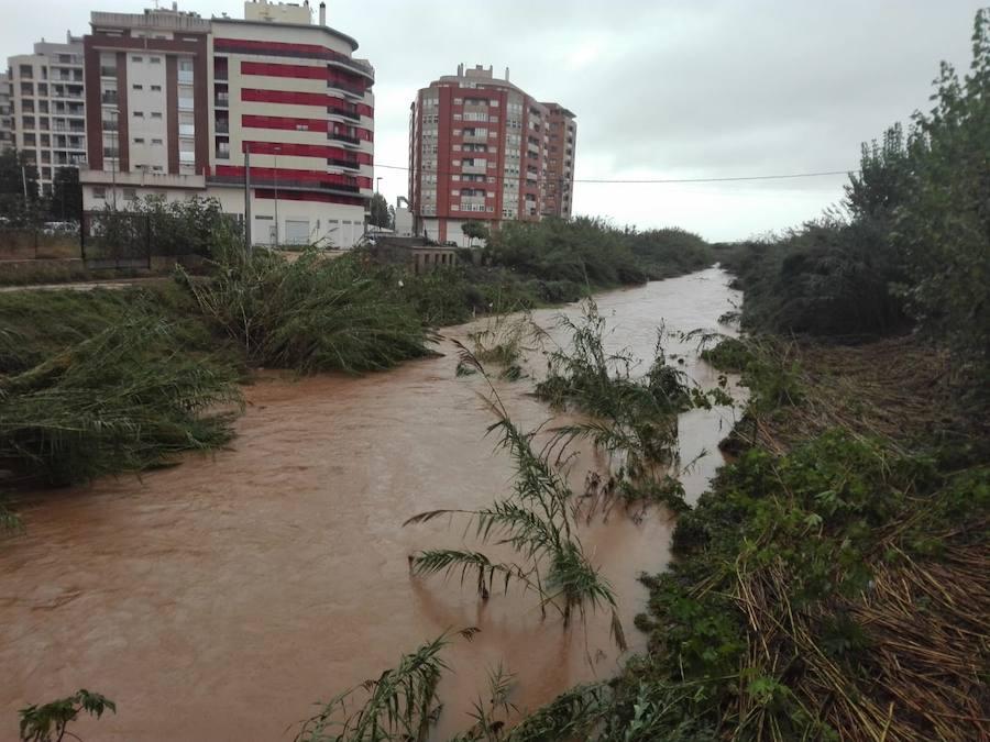 Tavernes pide la declaración de Zona Catastrófica tras las lluvias