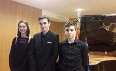 Ferrando, Linares y García ganan el Josep Serrano