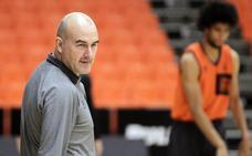 Jaume Ponsarnau, entrenador: «Siempre he tenido plantillas comprometidas»
