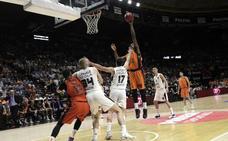 El Valencia Basket da un paso al frente