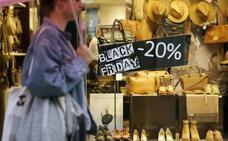 Los españoles se lanzan a la locura del 'Black Friday'