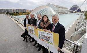 La salida del maratón de Valencia, protagonista del cupón de la ONCE del 1 de diciembre