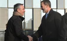 El Rey reivindica la Constitución del 78 :«Sin ella España no habría entrado en la OTAN o la UE»