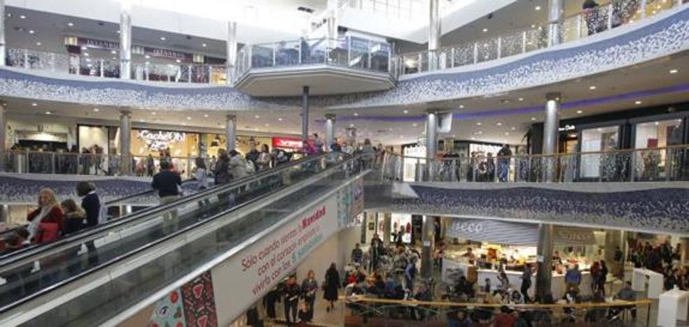 Centros comerciales abiertos hoy y durante el puente de diciembre de 2018 en Valencia: días 7, 8 y 9. Horarios en domingos y festivo