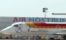 Air Nostrum cancela 100 vuelos por la huelga de pilotos